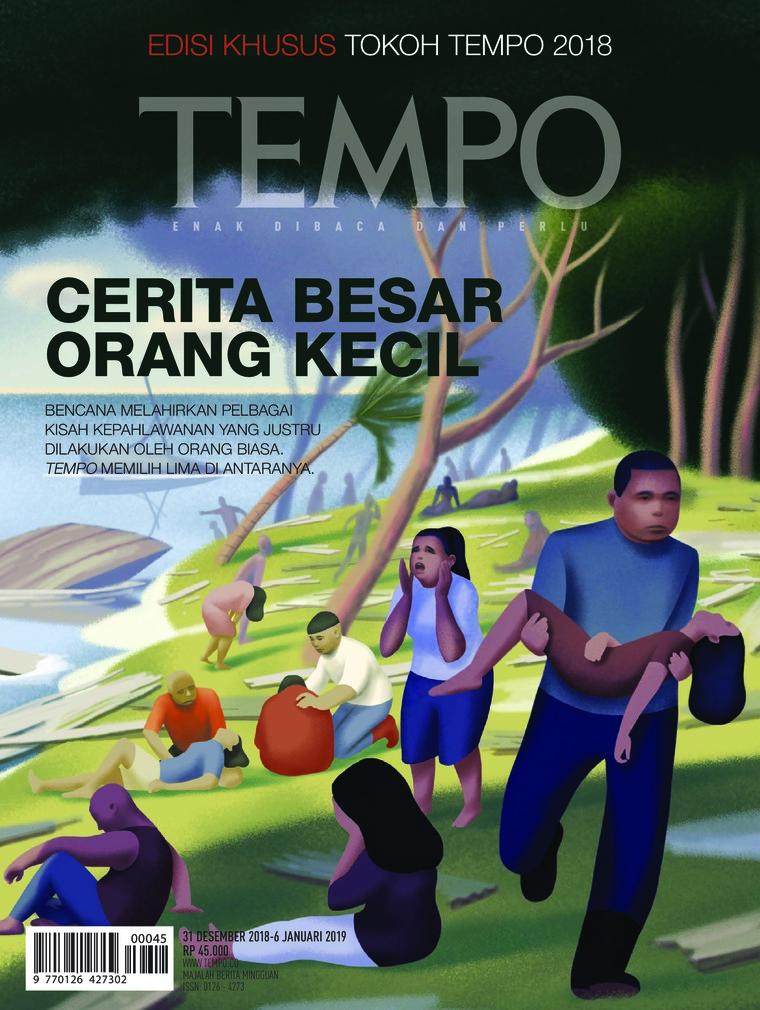 Majalah Digital TEMPO ED 4505 31-06 Januari 2019