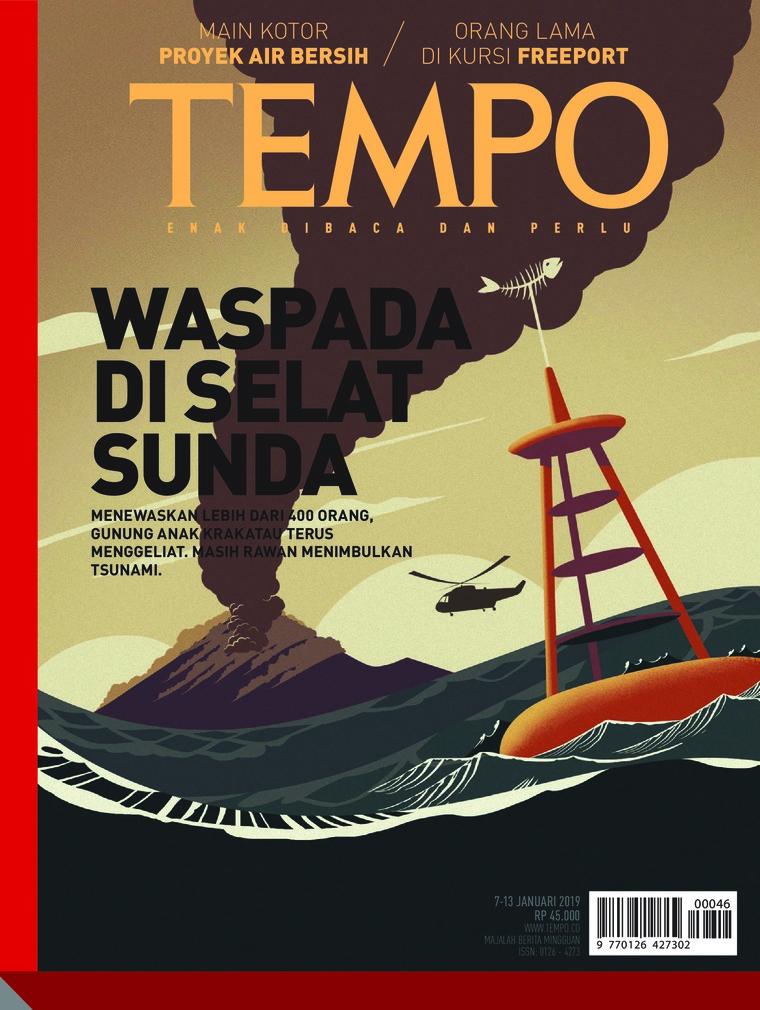 Majalah Digital TEMPO ED 4506 07-13 Januari 2019