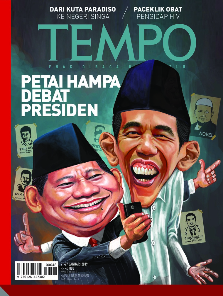 Majalah Digital TEMPO ED 4508 21-27 Januari 2019