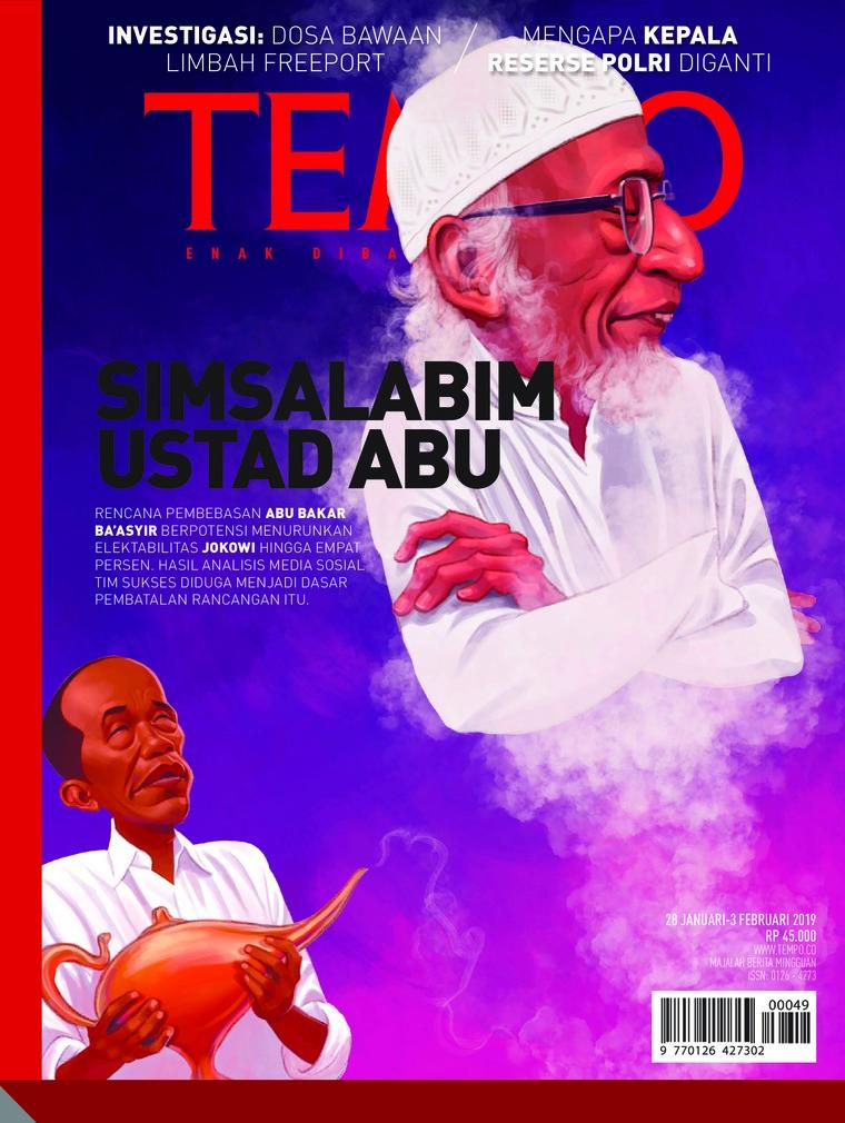 Majalah Digital TEMPO ED 4509 28-03 Februari 2019