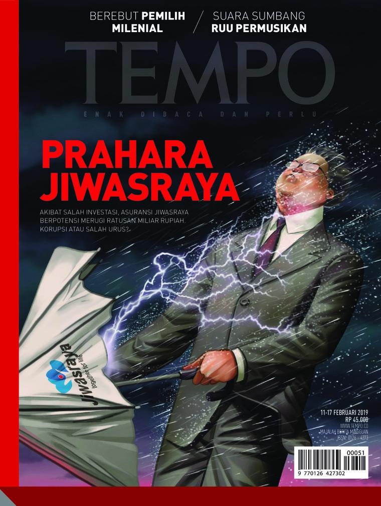 Majalah Digital TEMPO ED 4511 11-17 Februari 2019