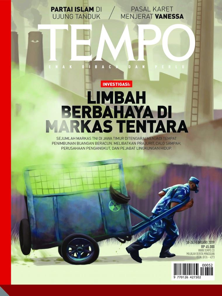 Majalah Digital TEMPO ED 4512 18-24 Februari 2019