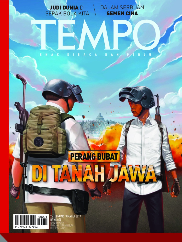 TEMPO ED 4513 Digital Magazine 25-03 March 2019