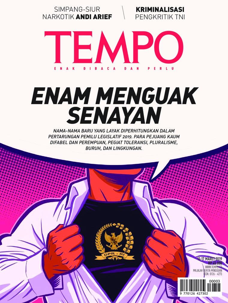 Majalah Digital TEMPO ED 4515 11-17 Maret 2019