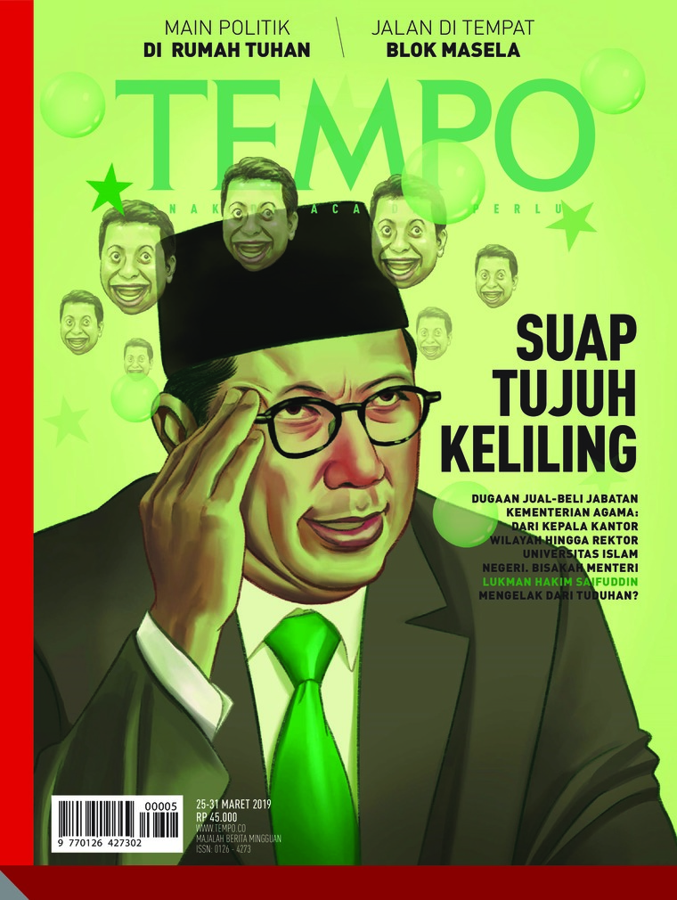 Majalah Digital TEMPO ED 4517 25-31 Maret 2019