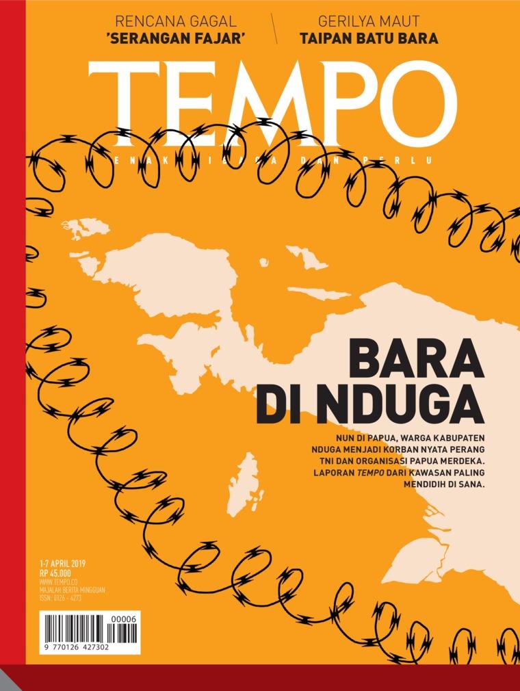 TEMPO ED 4518 Digital Magazine 01-07 April 2019