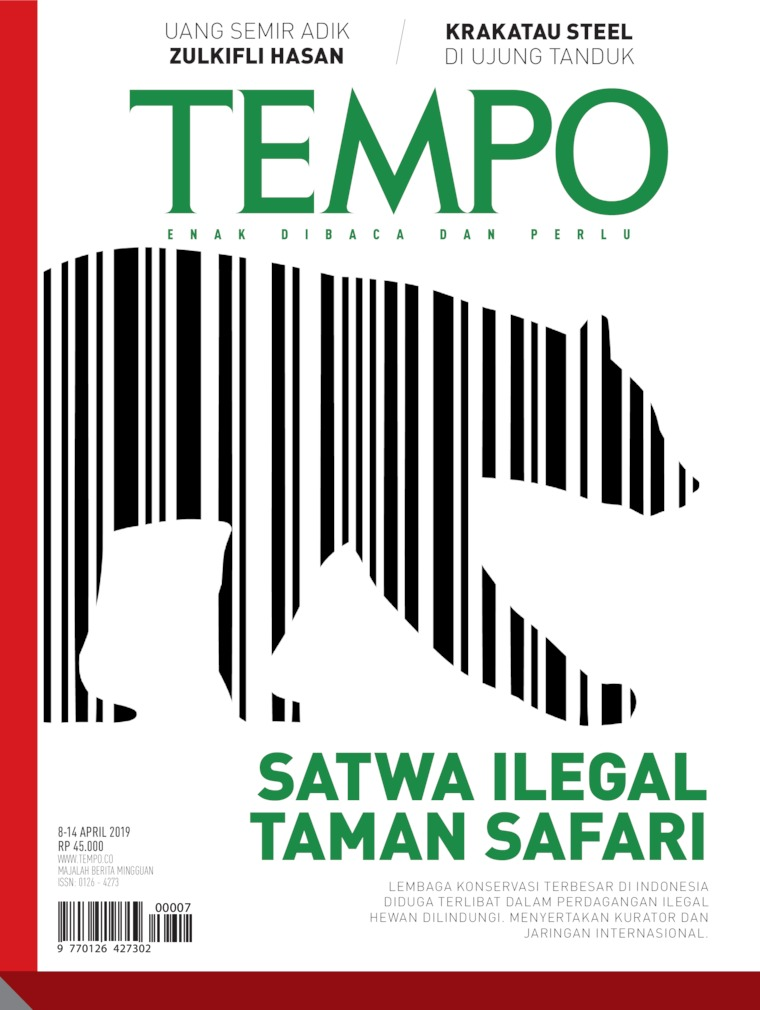 Majalah Digital TEMPO ED 4519 08-14 April 2019