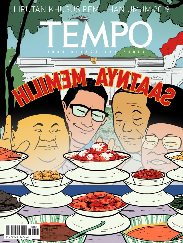TEMPO ED 4520 Digital Magazine 15-21 April 2019
