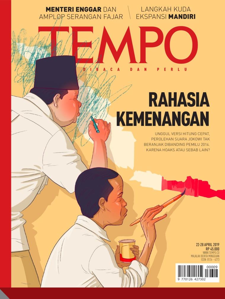 Majalah Digital TEMPO ED 4521 22-28 April 2019