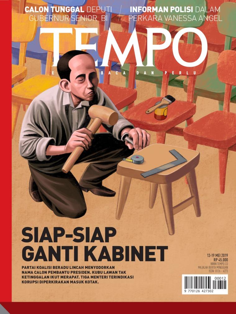 Majalah Digital TEMPO ED 4524 13-19 Mei 2019