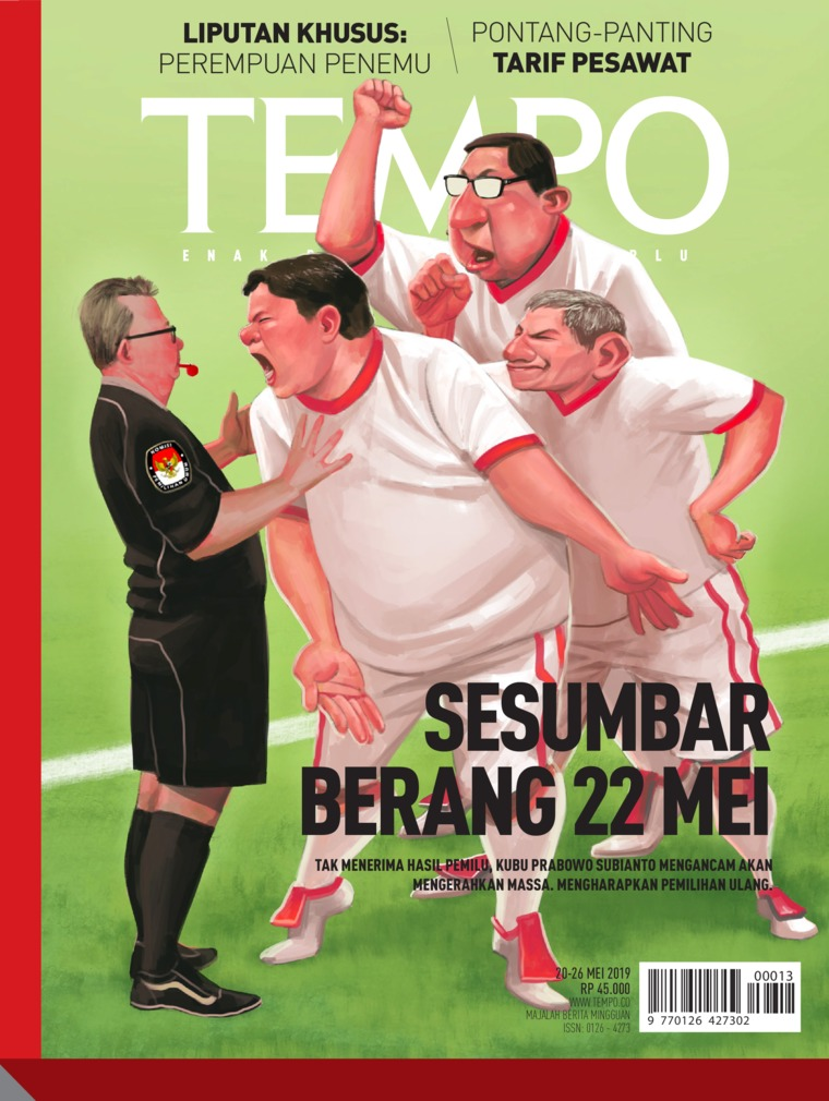 TEMPO ED 4525 Digital Magazine 20-26 May 2019