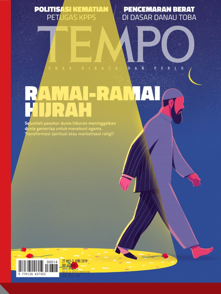 TEMPO ED 4526 Digital Magazine 27-02 June 2019