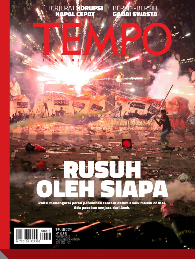 Majalah Digital TEMPO ED 4527 03-09 Juni 2019