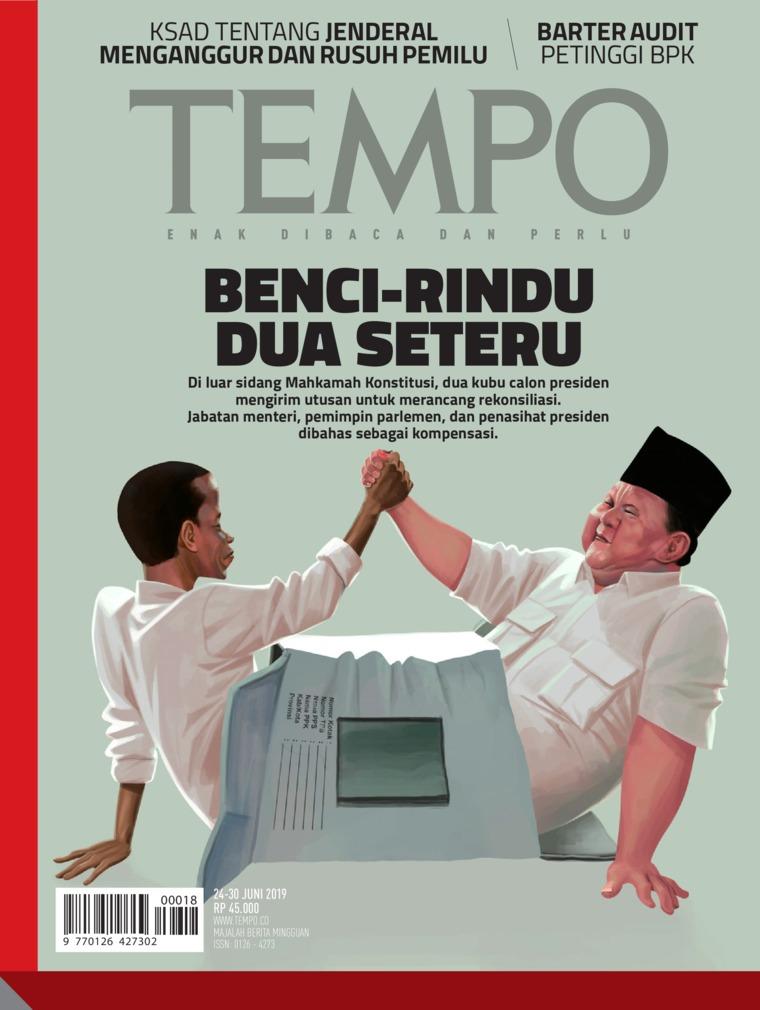 TEMPO ED 4530 Digital Magazine 24-30 June 2019