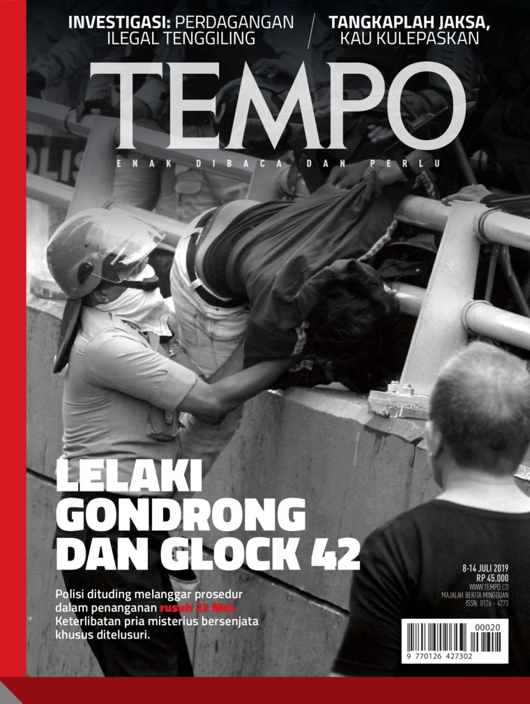 TEMPO ED 4532 Digital Magazine 08-14 July 2019