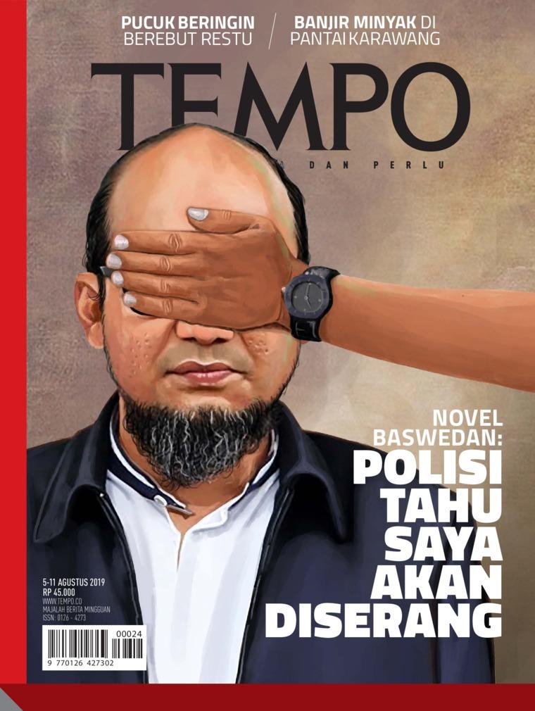 Majalah Digital TEMPO ED 4536 05-11 Agustus 2019
