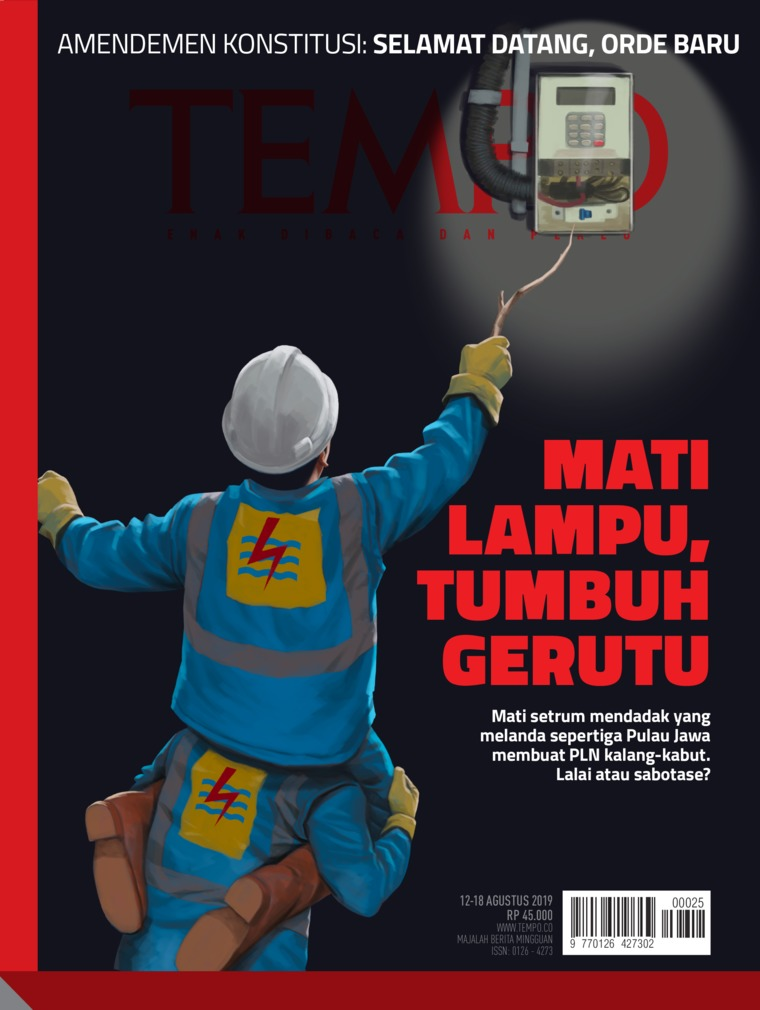 Majalah Digital TEMPO ED 4537 12-18 Agustus 2019