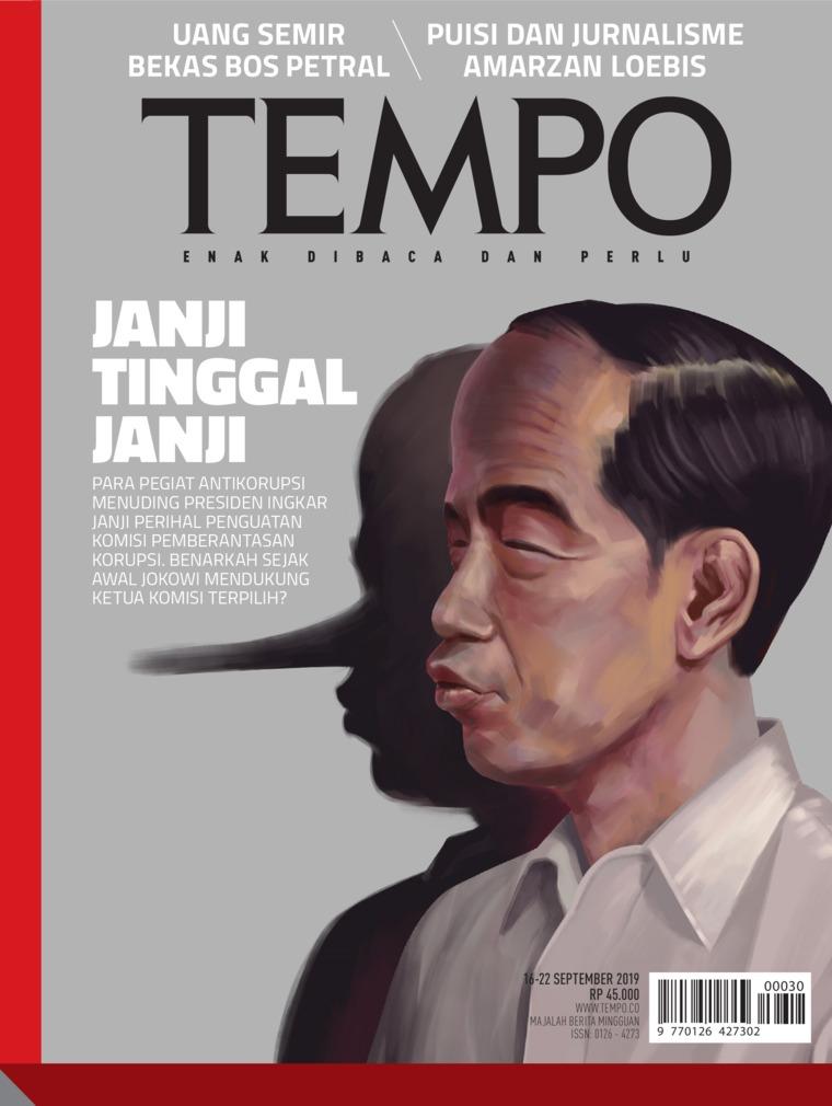 Majalah Digital TEMPO ED 4542 16-22 September 2019