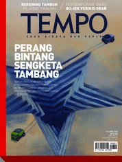 Cover Majalah TEMPO ED 4467 09–15 April 2018