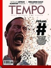 Cover Majalah TEMPO ED 4475 04-10 Juni 2018