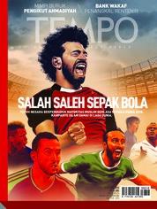 Cover Majalah TEMPO ED 4476 11-17 Juni 2018