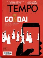 Cover Majalah TEMPO ED 4477 18-24 Juni 2018