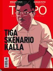 Cover Majalah TEMPO ED 4480 09-15 Juli 2018