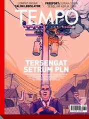 Cover Majalah TEMPO ED 4482 23-29 Juli 2018