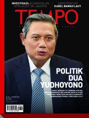 Cover Majalah TEMPO ED 4483 30-05 Agustus 2018