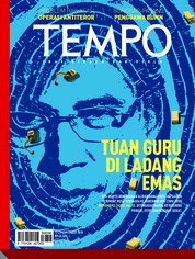 Cover Majalah TEMPO ED 4490 17-23 September 2018
