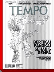 Cover Majalah TEMPO ED 4493 08-14 Oktober 2018