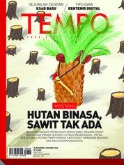 Cover Majalah TEMPO ED 4500 26-02 Desember 2018