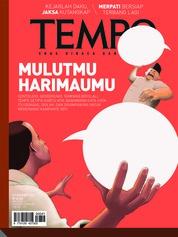 Cover Majalah TEMPO ED 4501 03-09 Desember 2018