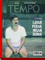 Cover Majalah TEMPO ED 4502 10-16 Desember 2018