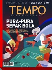 Cover Majalah TEMPO ED 4507 14-20 Januari 2019