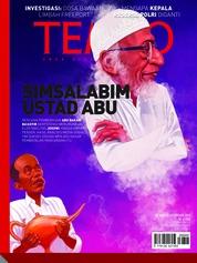 Cover Majalah TEMPO ED 4509 28-03 Februari 2019