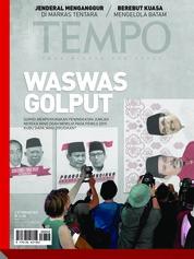 Cover Majalah TEMPO ED 4510 04-10 Februari 2019