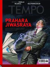 Cover Majalah TEMPO ED 4511 11-17 Februari 2019