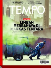 Cover Majalah TEMPO ED 4512 18-24 Februari 2019
