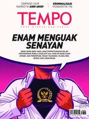 Cover Majalah TEMPO ED 4515 11-17 Maret 2019