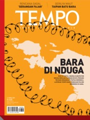 Cover Majalah TEMPO ED 4518 01-07 April 2019