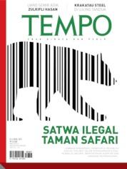 TEMPO ED 4519 Magazine Cover 08-14 April 2019