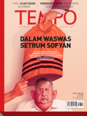 TEMPO ED 4522 Magazine Cover 29-05 May 2019