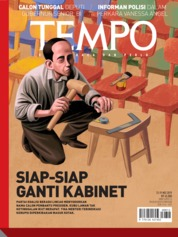 TEMPO ED 4524 Magazine Cover 13-19 May 2019