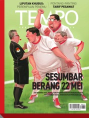 TEMPO ED 4525 Magazine Cover 20-26 May 2019