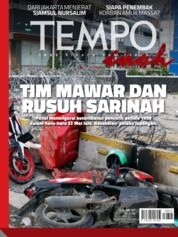 TEMPO ED 4528 Magazine Cover 10-16 June 2019