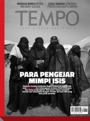 Cover Majalah TEMPO ED 4529 17-23 Juni 2019