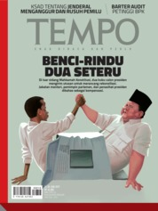 TEMPO ED 4530 Magazine Cover 24-30 June 2019