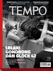 Cover Majalah TEMPO ED 4532 08-14 Juli 2019