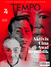 TEMPO ED 4538 Magazine Cover 19-25 August 2019